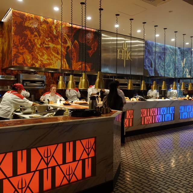Hell S Kitchen Caesars Palace Las Vegas Restaurant Las