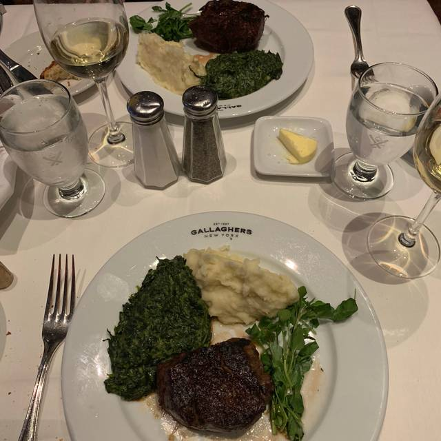 Gallaghers Steakhouse - Manhattan, New York, NY