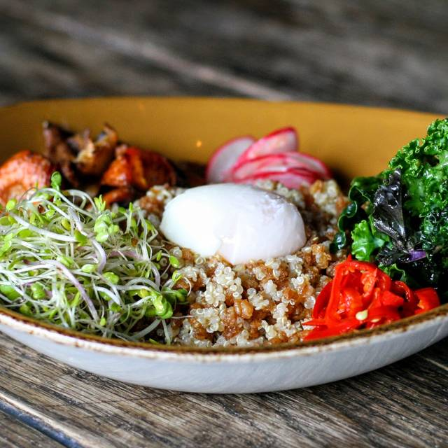 Copy Of Superfood Grain Bowl  Copy - Punch Bowl Social - Stapleton, Denver, CO