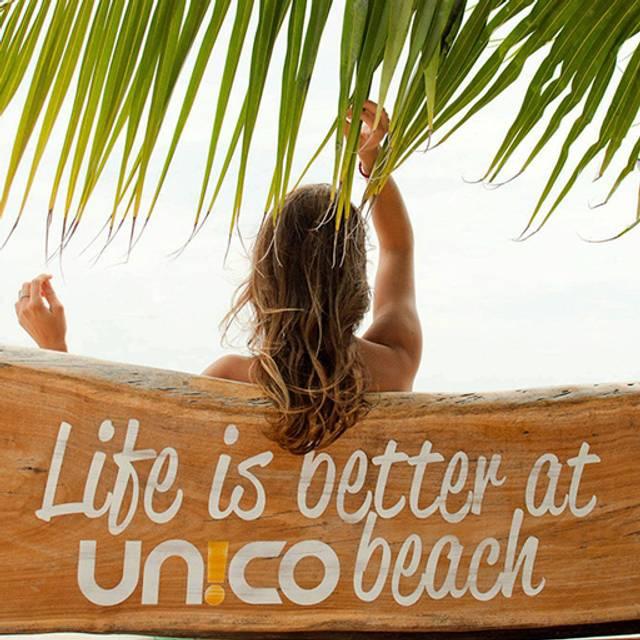 Playa  -  X - Unico Beach, Puerto Morelos, ROO