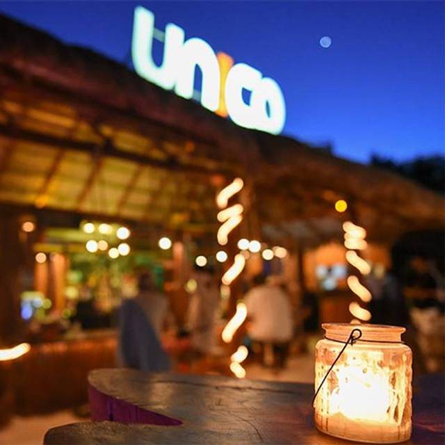Unico-night  - X - Unico Beach, Puerto Morelos, ROO