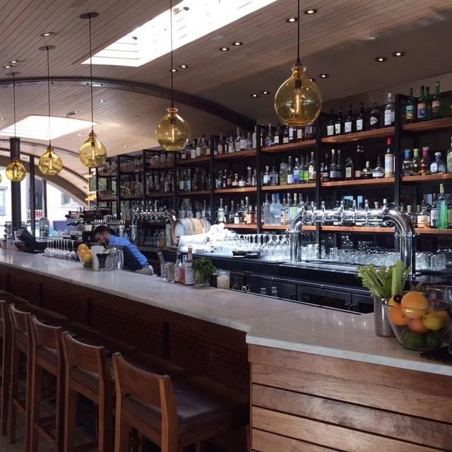 Barrel House Tavern Restaurant Sausalito Ca Opentable
