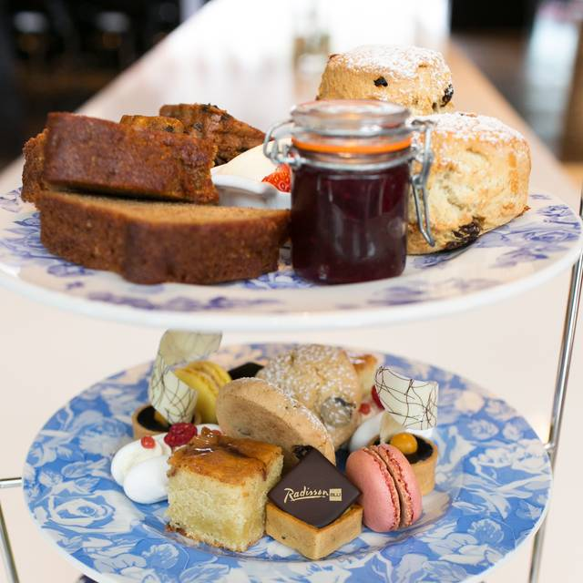 Afternoon Tea at Radisson Blu, Dublin, Dublin 8 Co