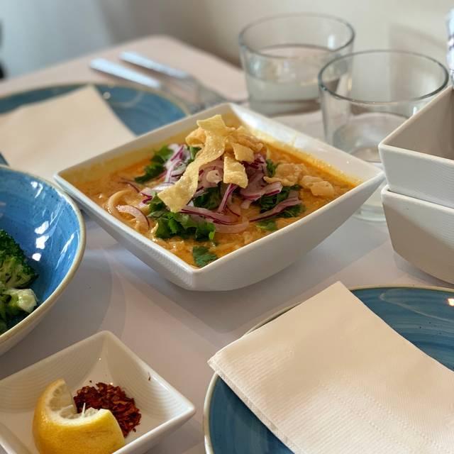 Rangoon Ruby Burmese Cuisine - Burlingame, Burlingame, CA