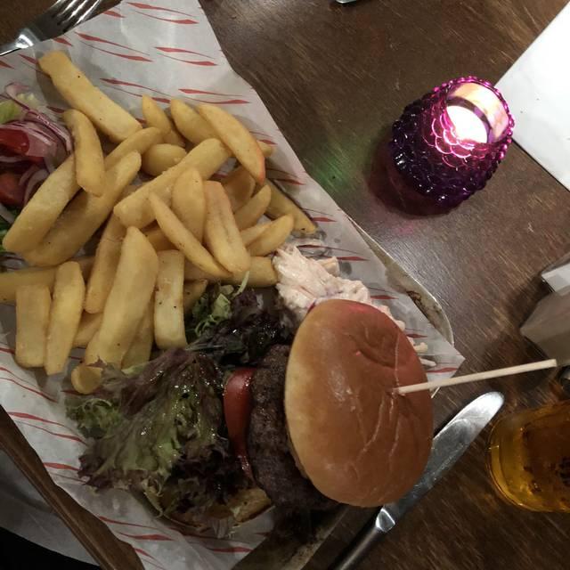Rotunda Bar and Diner, Glasgow, Lanakshire