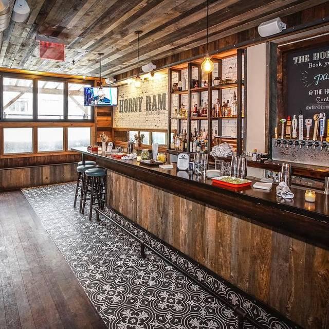 The Horny Ram Restaurant - New York, NY