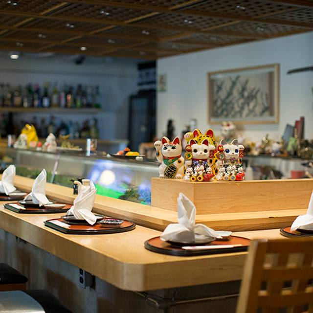 Barra - Deigo Cocina Tradicional Japonesa, Ciudad de México, CDMX