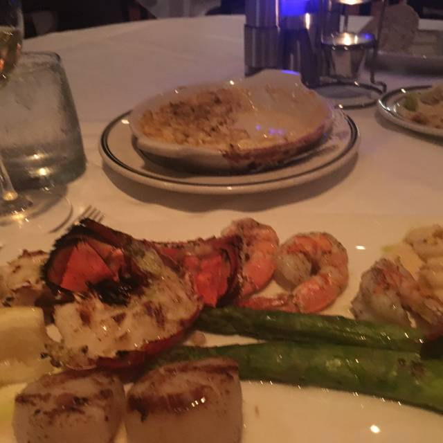 Oceanaire Seafood Room - Baltimore, Baltimore, MD