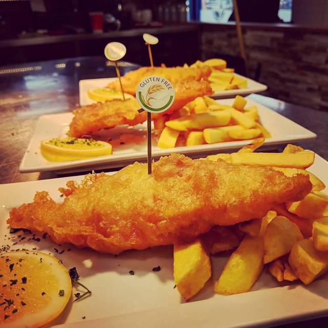 Millers Fish & Chips, York, North Yorkshire