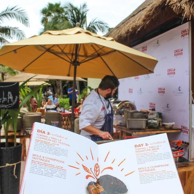 Chilli Pepper Festival, Cancún, ROO