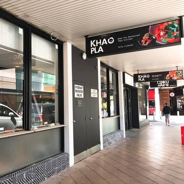 Khao Pla Chatswood, Chatswood, AU-NSW