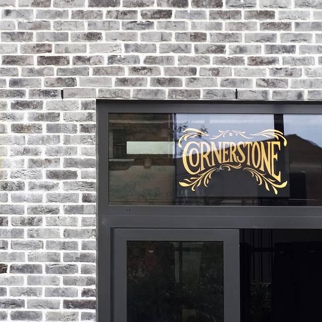 Cornerstone, London