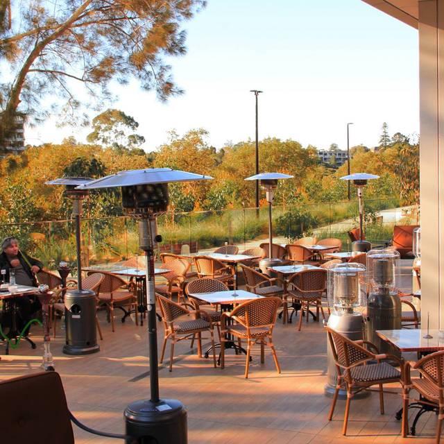 On Sunset, Parramatta, AU-NSW