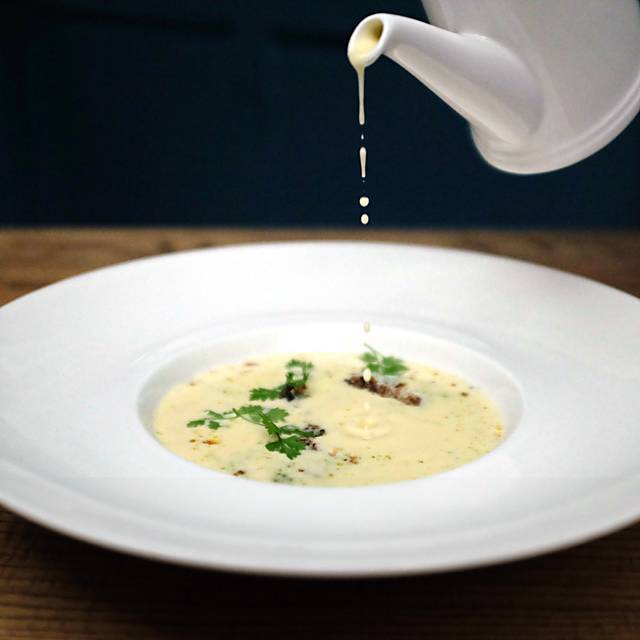 Veloute - The White Onion, London