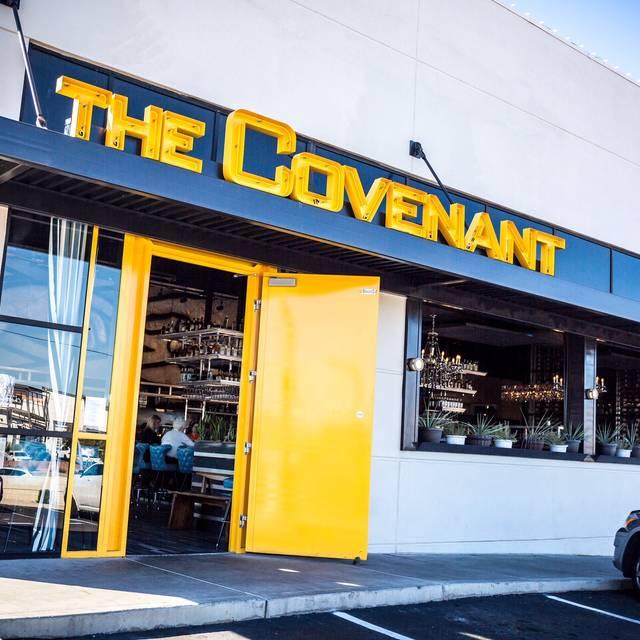 The Covenant Restaurant, Phoenix, AZ