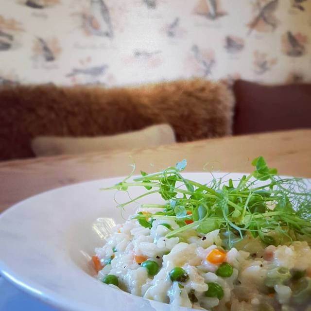 Risotto - The Plough, Rye, East Sussex
