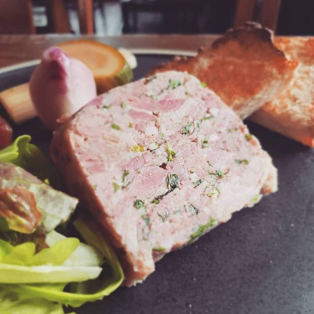 Ham Hock - The Plough, Rye, East Sussex
