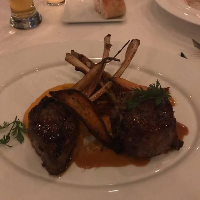 sorellina restaurant boston ma opentable