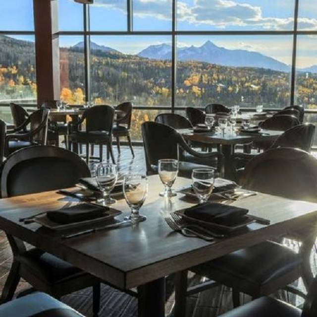 Our Dining Room View - Altezza at The Peaks, Mountain Village, CO