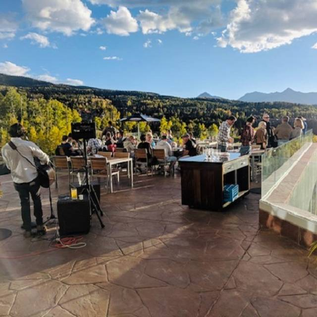 Live Music on the Deck - Altezza at The Peaks, Mountain Village, CO