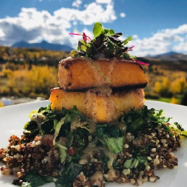 Caramelized Butternut Squash, Sprouts & Kale - Altezza at The Peaks, Mountain Village, CO