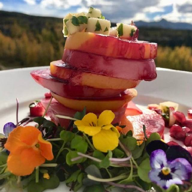 Rainbow Beet Short Stack - Altezza at The Peaks, Mountain Village, CO