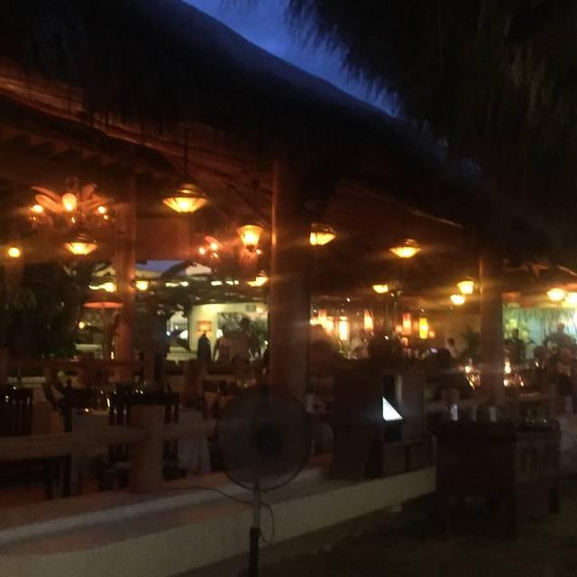 La Palapa Restaurant, Puerto Vallarta, JAL