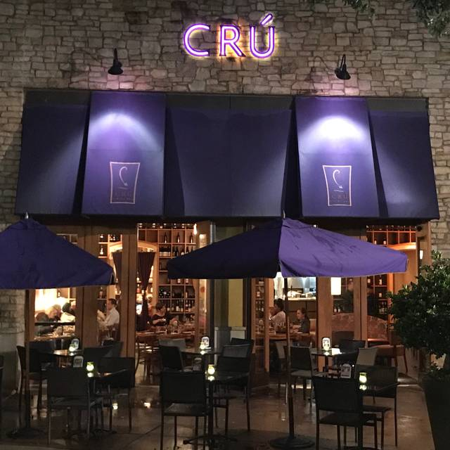 CRÚ Food & Wine Bar - The Domain, Austin, TX