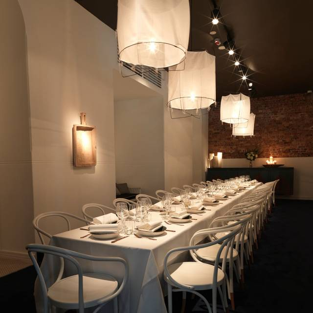 Private Dining Room - Alpha Restaurant, Sydney, AU-NSW