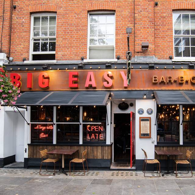 Big Easy - Kings Road, London