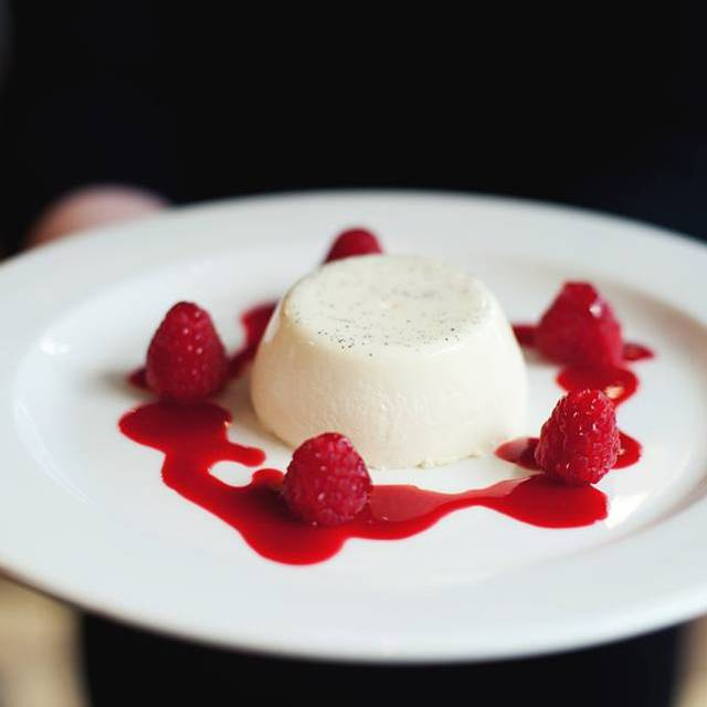 Rowleys-panna-cotta - Rowley's Restaurant, London