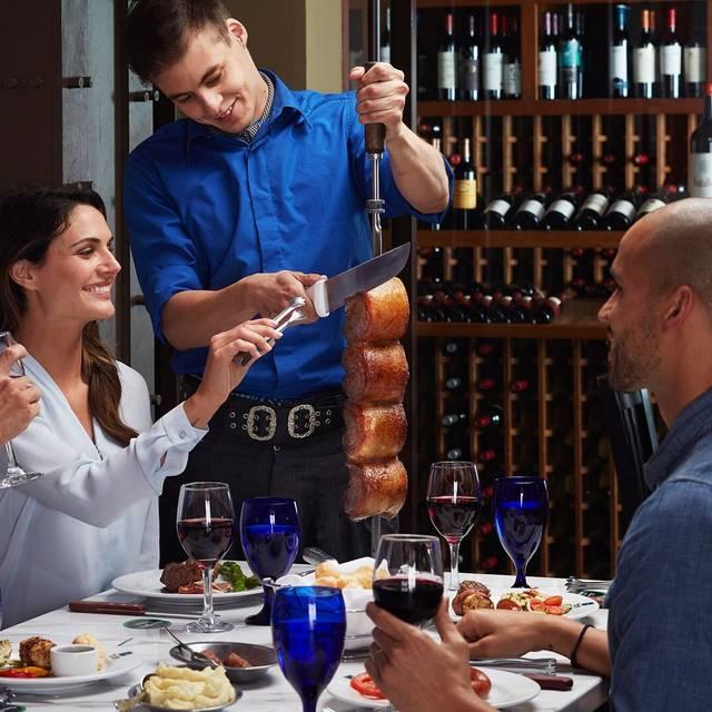 Texas De Brazil San Antonio Restaurant San Antonio Tx