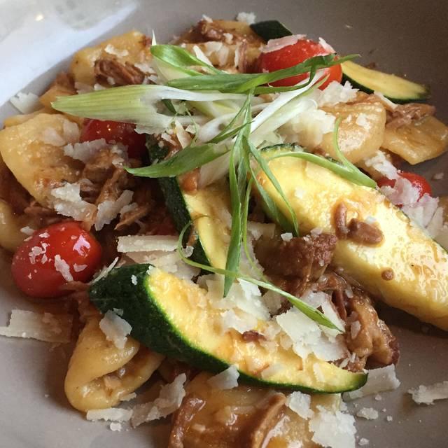 Pork Sugo Cavatelli - Pesce e Riso, San Francisco, CA