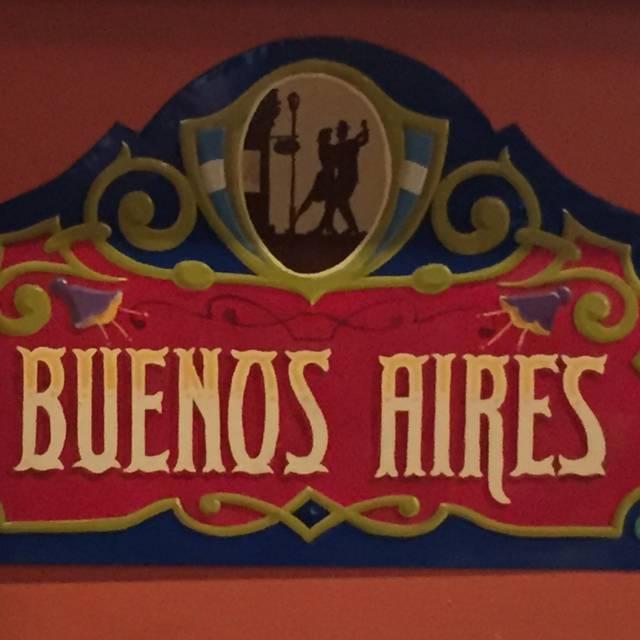 Buenos Aires, New York, NY