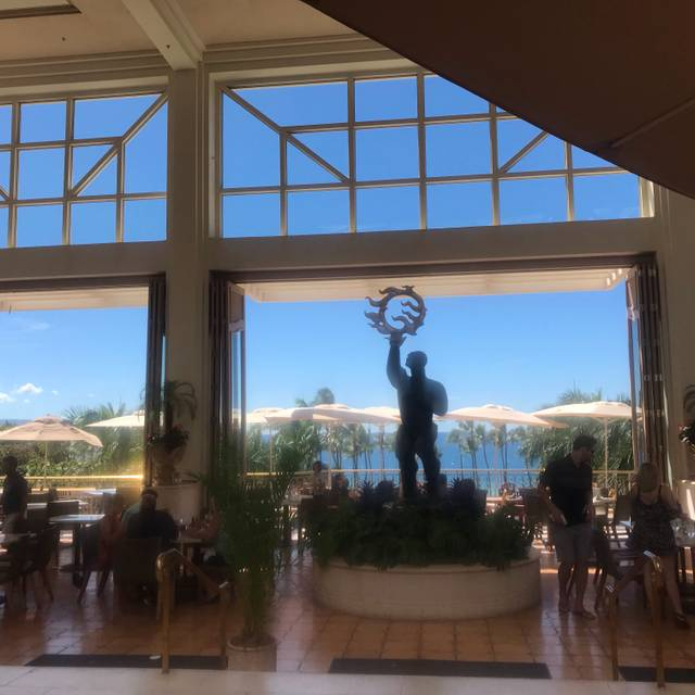 Grand Dining Room - Grand Wailea - Waldorf Astoria, Wailea, HI