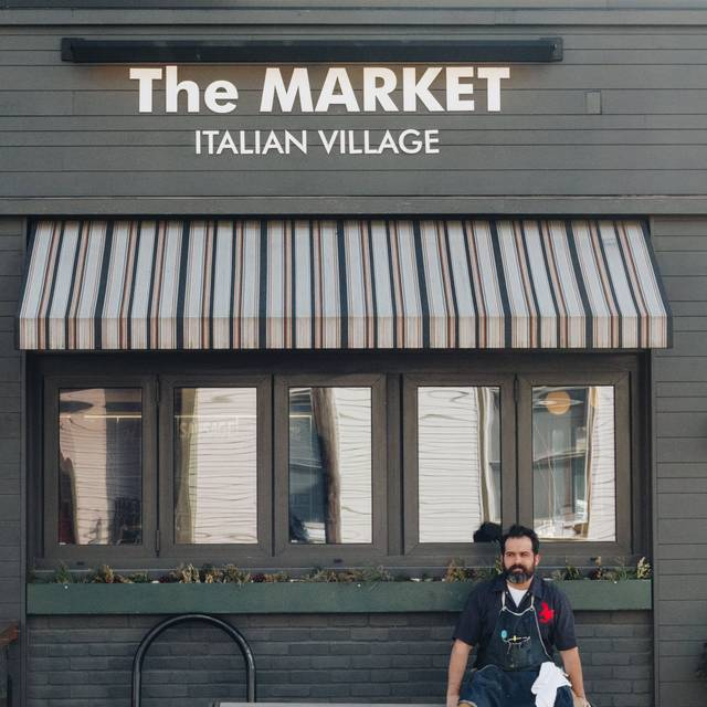 The Market Italian Village, Columbus, OH