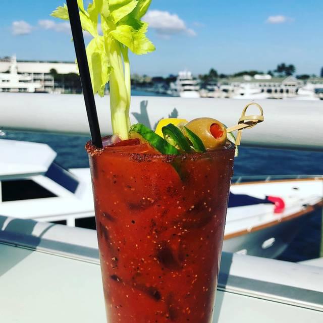 Bloody Mary - Pelican Landing, Fort Lauderdale, FL