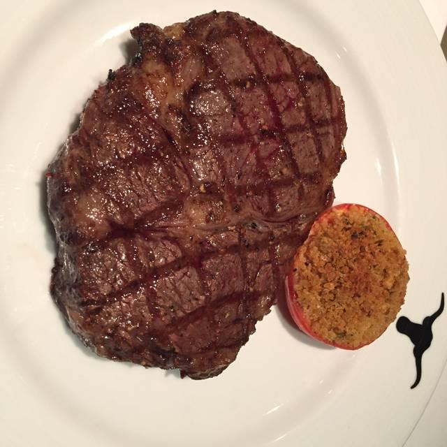 New York Steakhouse - JW Marriott Hotel Bangkok, Khlong Toey, Bangkok