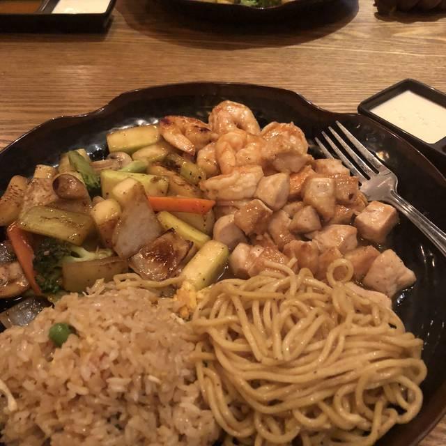 Ironstone Hibachi & Sushi Lounge, Ashburn, VA