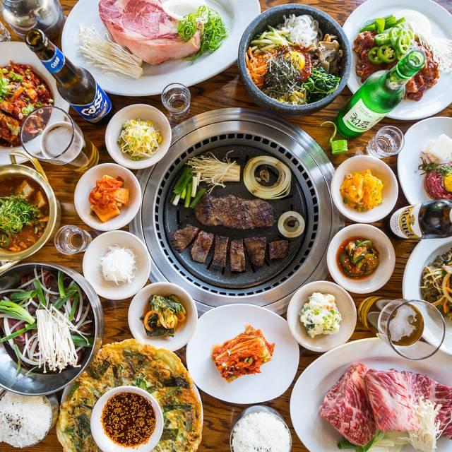 San Soo Korean BBQ, Chicago, IL