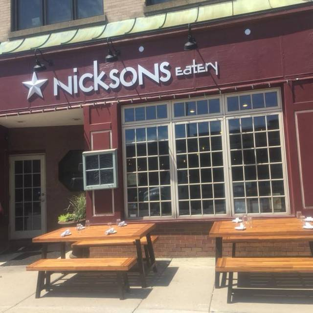 Nickson Eatery - Nicksons Eatery, La Grange, IL