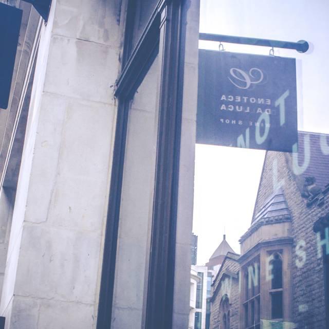 Enoteca da Luca - Guildhall, London