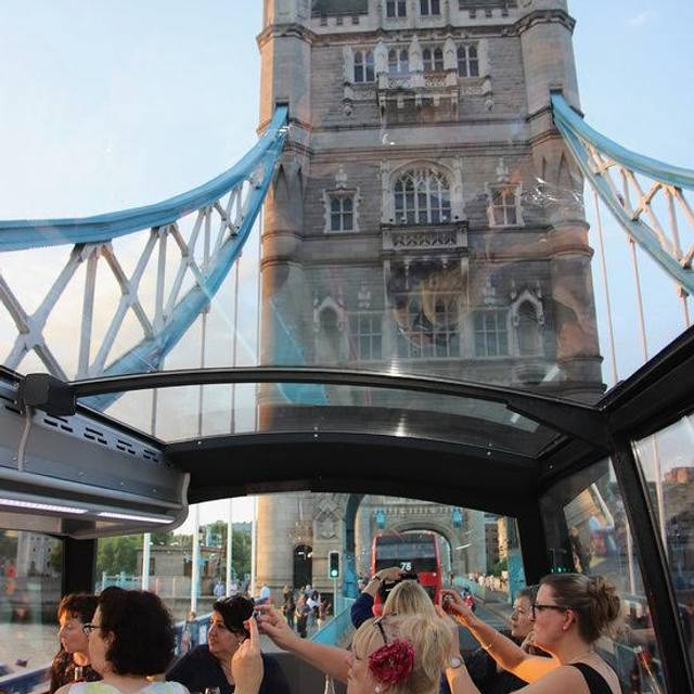 Bus - Bustronome, London
