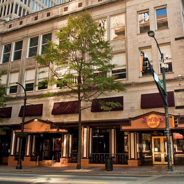 Hard Rock Cafe Atlanta - Hard Rock Cafe - Atlanta, Atlanta, GA