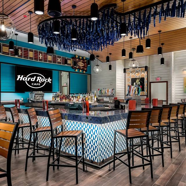 Hard Rock Cafe - Atlantic City - Hard Rock Cafe - Atlantic City, Atlantic City, NJ