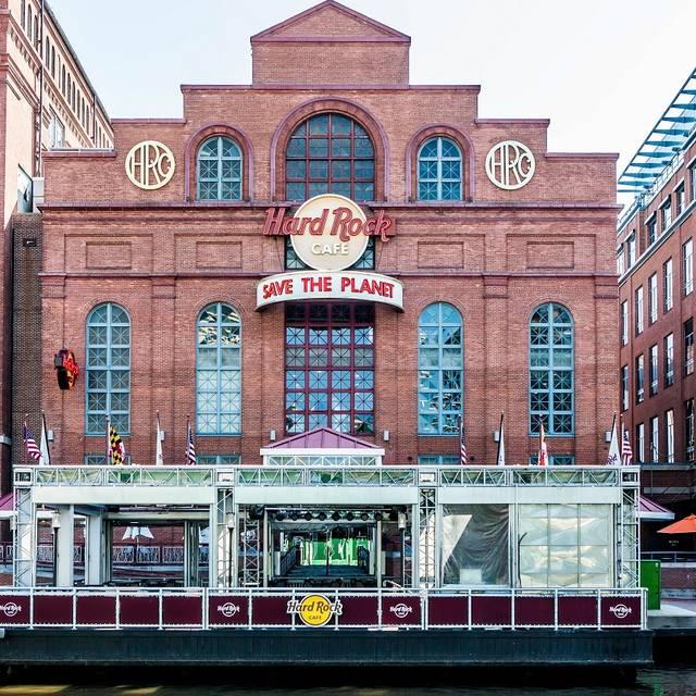 Hard Rock Cafe - Baltimore, Baltimore, MD