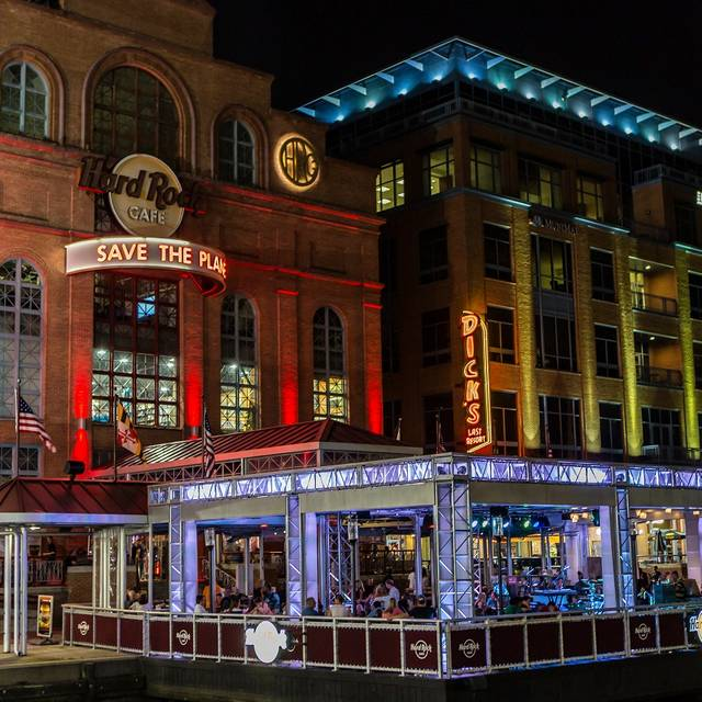 Hard Rock Cafe - Baltimore - Hard Rock Cafe - Baltimore, Baltimore, MD