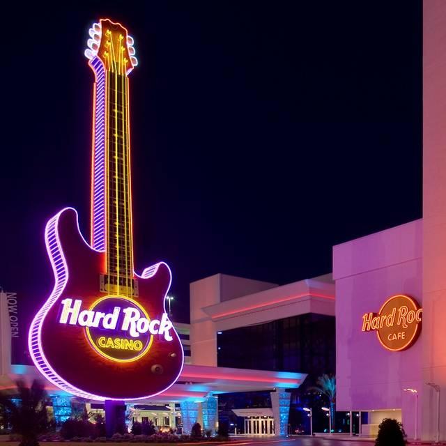 Hard Rock Cafe - Biloxi, Biloxi, MS