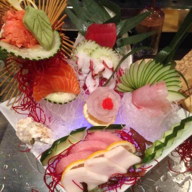 Wasabi Platter - Wasabi Hibachi Steak House, Novi, MI