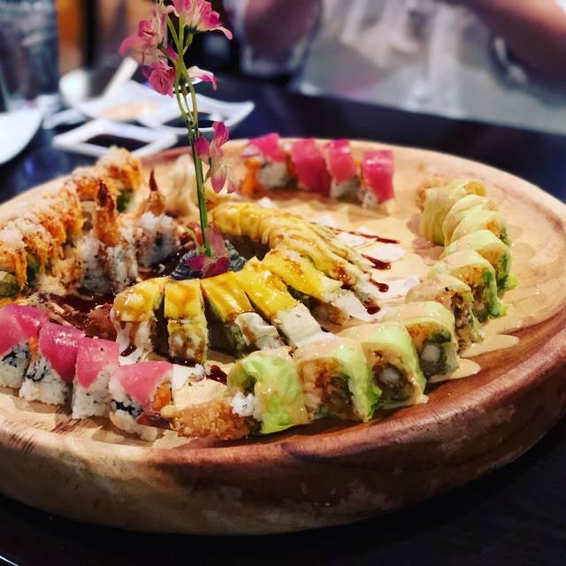Kazu Japanese Restaurant, Jacksonville, FL